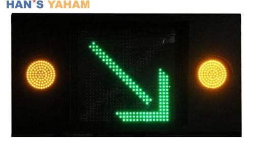 Traffic Lane Control Signal