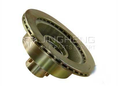 Trailer Hub Assembly Parts