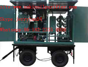 Transformer Oil Purifier Mobile Type
