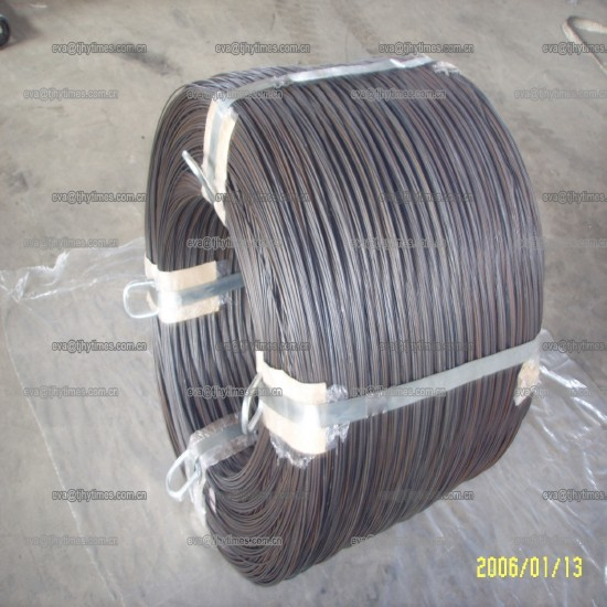 Trash Bale Black Annealed Wire