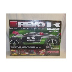 Traxxas E Revo Kawasaki Edition 4wd Brusheless Rtr