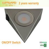 Triangle Led Under Cabinet Light 20111c Ws Lumiland