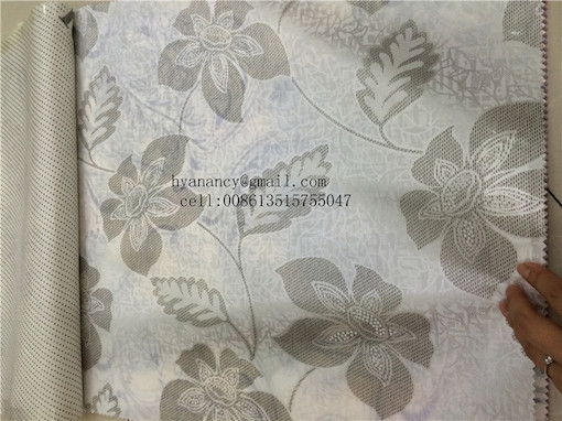Tricot Printing Fabric Mattress