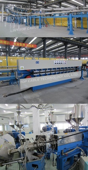 Triple Layer Co Extrusion Dry Cure Ccv Lines