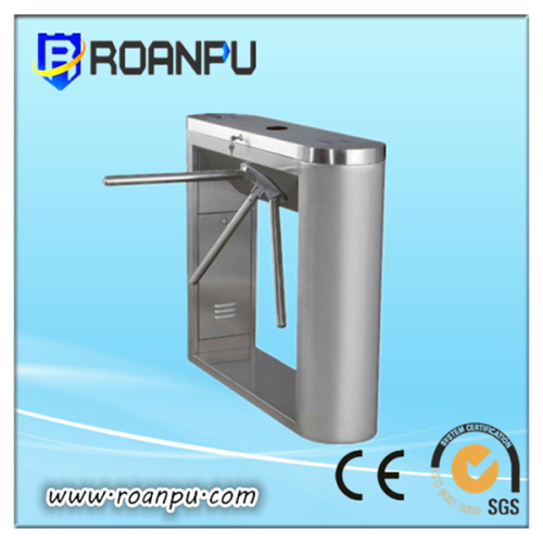 Tripod Turnstile Door Supporting Rfid Cards