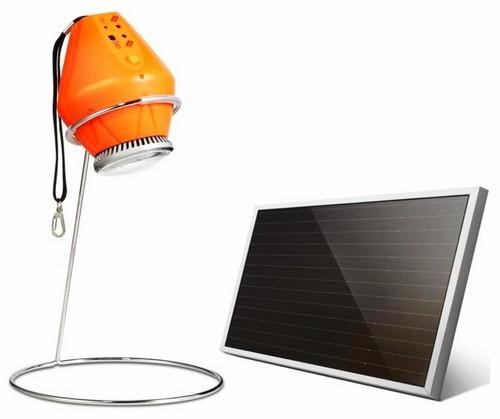 Trony Solar Sundial Tsl01 Camping Lantern Line Control One