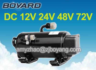 Truck Cab Air Conditioner 12v Dc Compressor