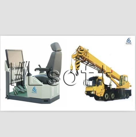 Truck Crane Operator Trainiing Simulator