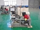 Truck Mounted Air Spray Cold Paint Road Marking Machine