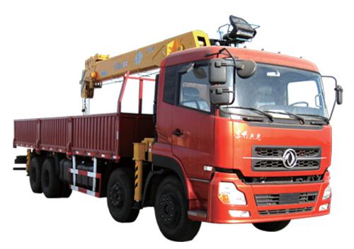 Truck Mounted Crane Qys 16iii