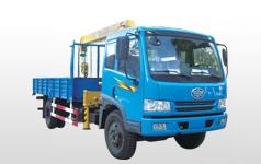 Truck Mounted Crane Qys 5ii