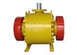 Trunnion Ball Valve Forged Steel Mounted Valves