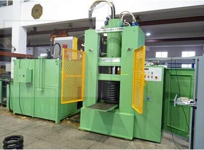 Tsp4 500kn Large Spring Fatigue Testing Machine