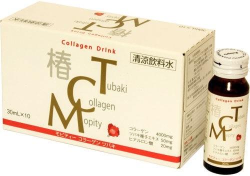 Tsubaki Collagen Drink Hair Care