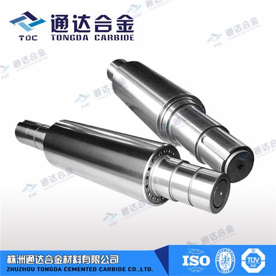 Tungsten Carbide Composite Rolls