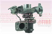 Turbo Charger Ford Td025s2 06t 0375n5 49173 07508