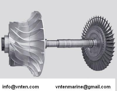 Turbocharger Set Or Parts Abb Vtr B W Napier Man Ihi