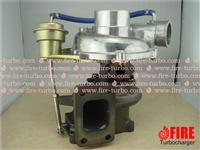 Turbochargers Hitachi Rhc62 Va240084 24100 3340