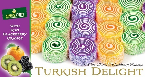 Turkish Delight Famous Delights