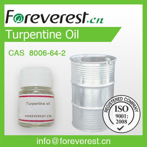 Turpentine Oil Cas 8006 64 2 Foreverest