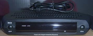 Tv Broadcasting Fta Morebox 301d Dvb S Set Top Box