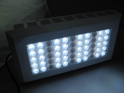 Twilight 120w 55x3w Led Lighting For Column Aquarium With Timer Controller
