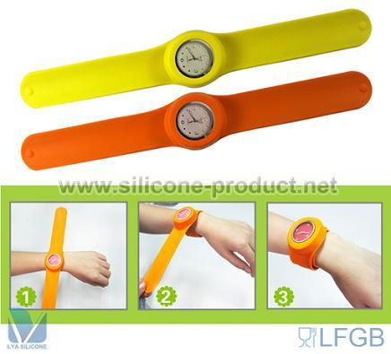 Twilight Silicone Brand Cheap Watch Supply