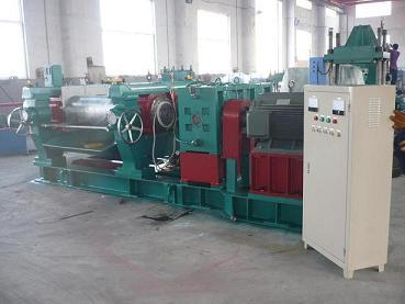 Two Roll Rubber Mixing Mill Machine Processing Manufacturer