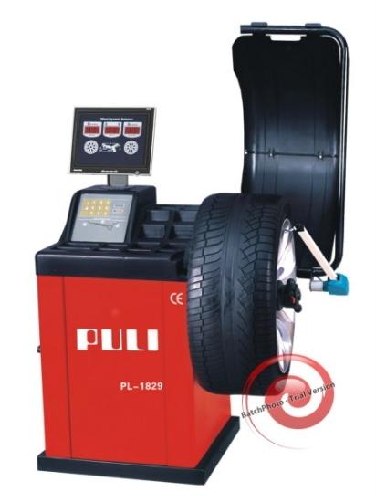 Two Year Guarantee Wheel Balancer Pl 1829