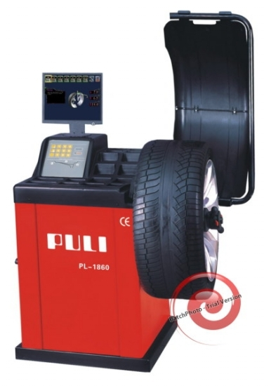 Two Year Guarantee Wheel Balancer Pl 1860