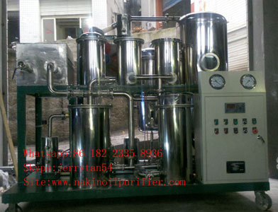 Tya Lubricating Oil Purifier Waste Purification Machine