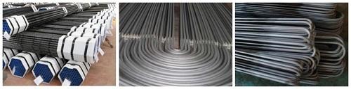 U Shape Steel Pipe For Boiler Heat Exchanger