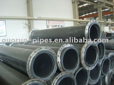 Uhmw Pe Pipe Used In Mining Application