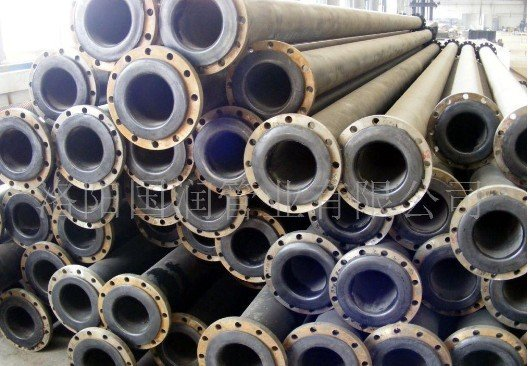 Uhmwpe Composite Pipe Used In Petroleum Chemical Industry