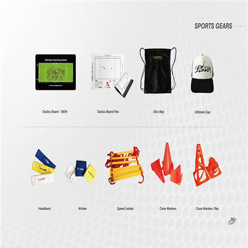 Ultimate Frisbee Sports Gear