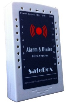 Ultra Powerful Gsm Sms Alarm Dialer S160