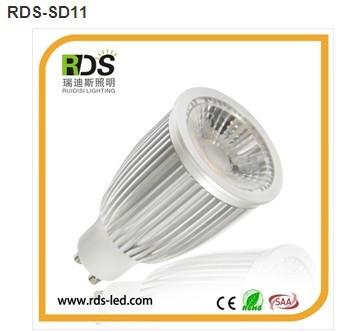 Ultralight Popular High Efficiency Cob Spot Light