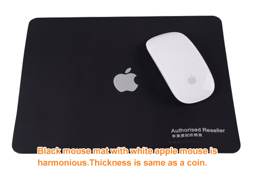 Ultrathin Pu Mouse Pad With Printing