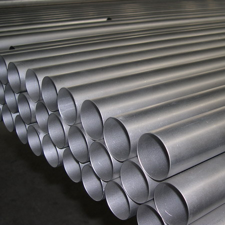 Unalloyed Titanium Pipes Low Price