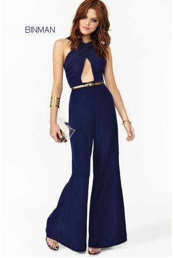 Under Wraps Jumpsuit