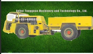 Underground Service Vehicles Material Carrier Fl 5c