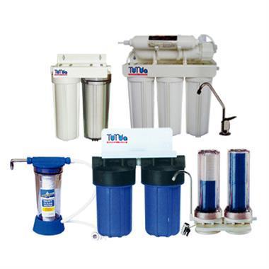 Underground Water Filter System