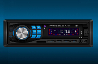 Universal Single Din Car Mp3 Player