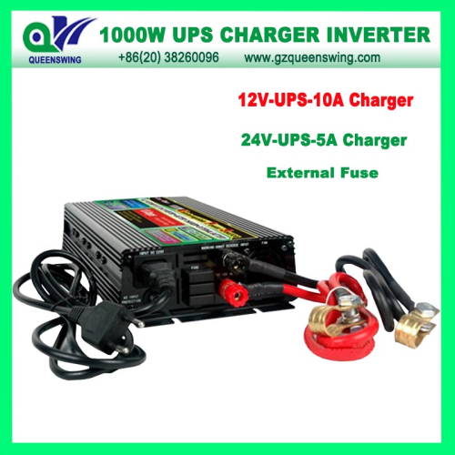 Ups 1000w Modified Sine Wave Power Inverter With Charger