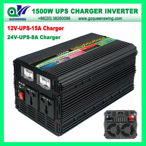 Ups 1500w Modified Sine Wave Power Inverter With Charger