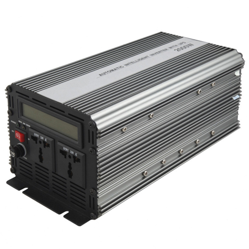 Ups 2000w Modified Sine Wave Power Inverter With Lcd Display