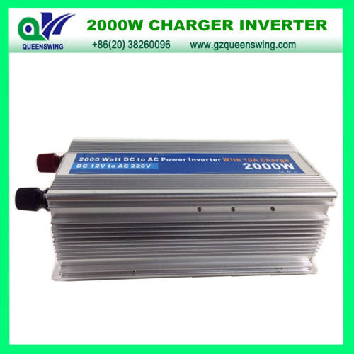 Ups 3000w Modified Sine Wave Power Inverter With 20a Charger