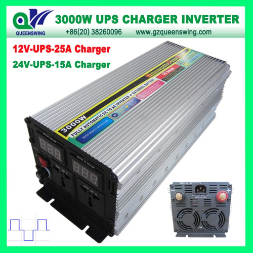 Ups 3000w Modified Sine Wave Power Inverter With Charger