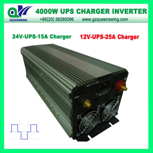 Ups 4000w Modified Sine Wave Power Inverter With Charger