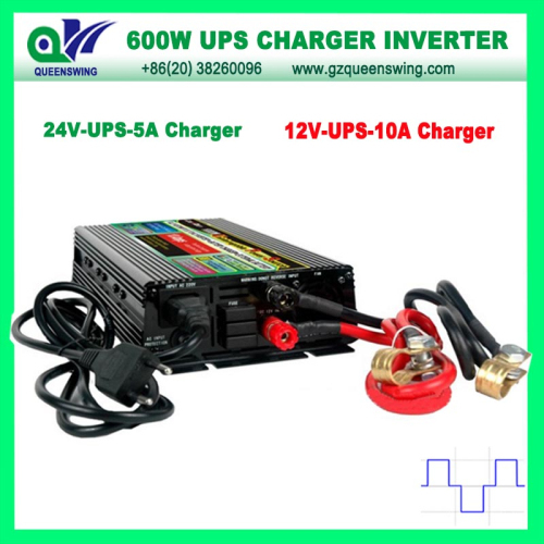 Ups 600w Modified Sine Wave Power Inverter With Charger